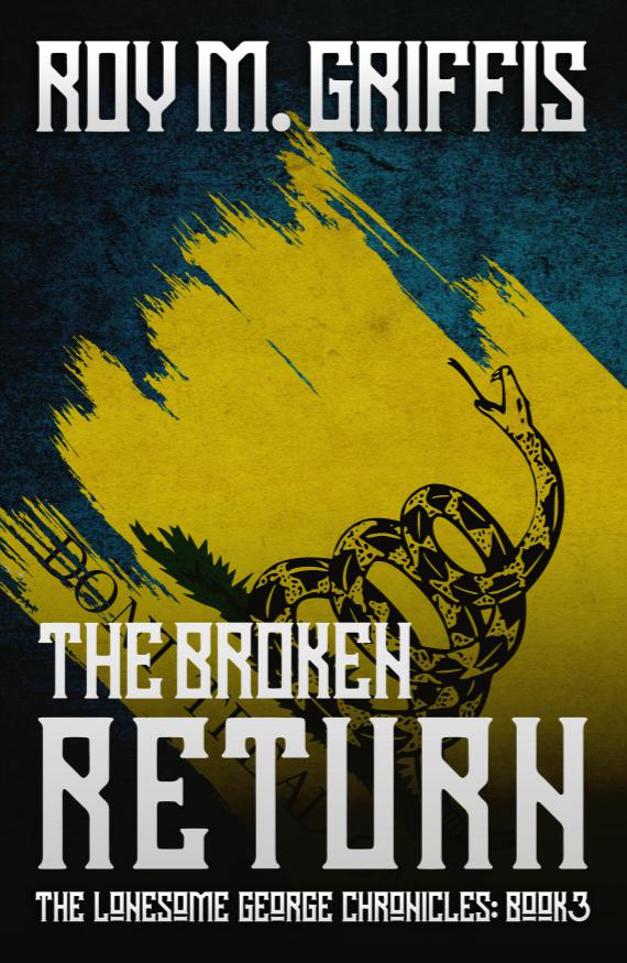 """The Broken Return."" Now available at Amazon"